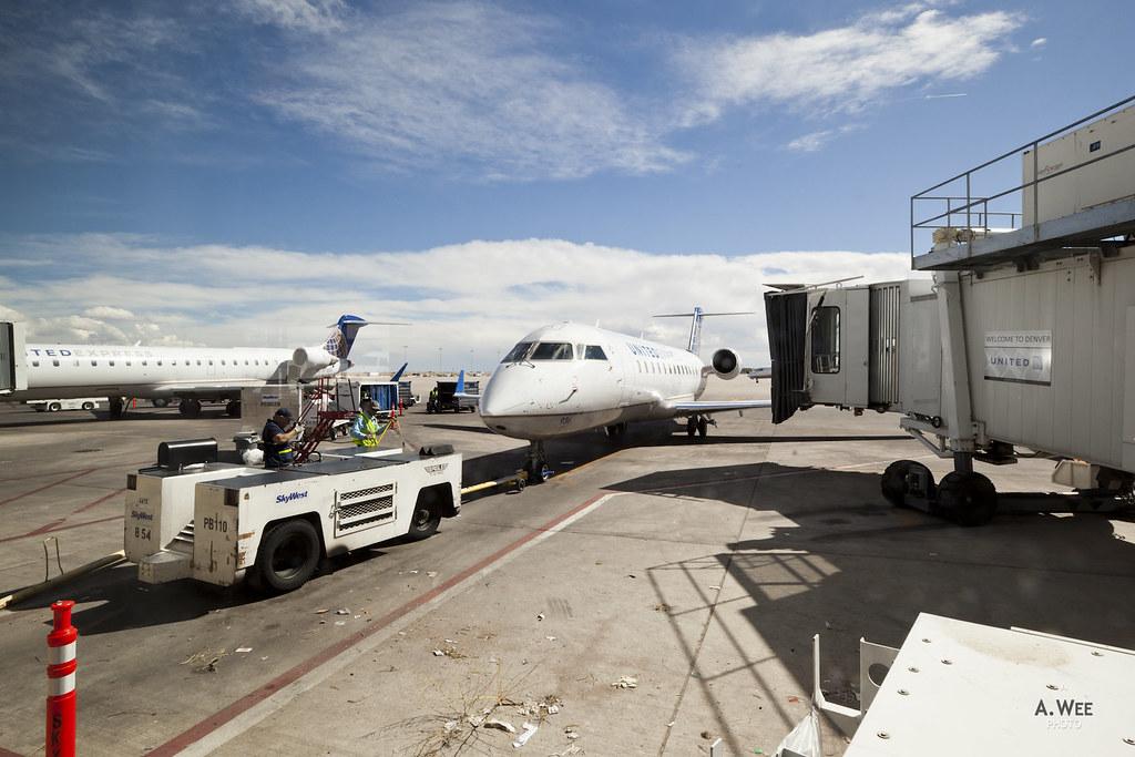 Regional Jet area