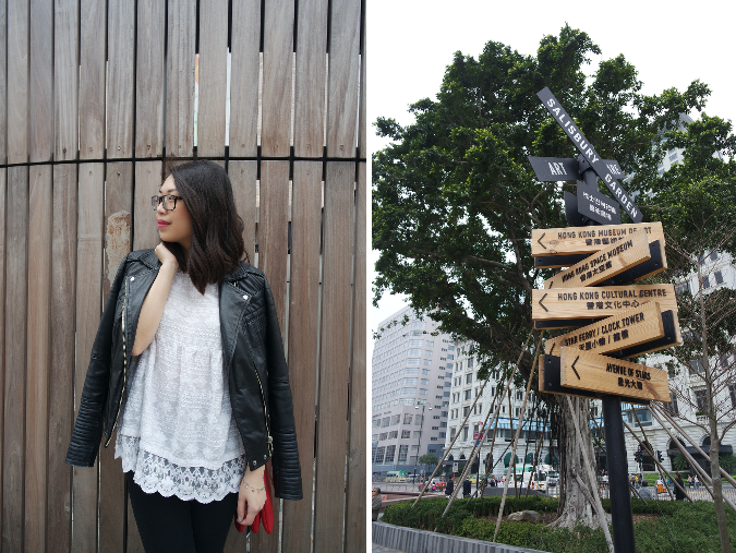 Daisybutter - Hong Kong Lifestyle and Fashion Blog: OOTD, what i wore, british fashion bloggers, Tsim Sha Tsui, hong kong fashion bloggers, Alexander Wang Lori boots