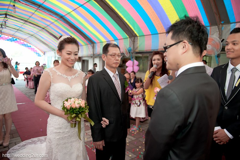 [婚禮攝影] @雲林自宅流水席_092家昇佩如