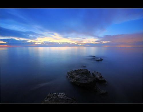 ocean longexposure sea sky beach water port reflections landscape evening pier twilight nikon rocks slow dusk croatia le hdr trieste adriatic hrvatska jadran chorvatsko