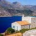 Stone villa, Mani Greece
