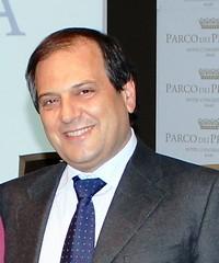 Il dottore Filippo Anelli