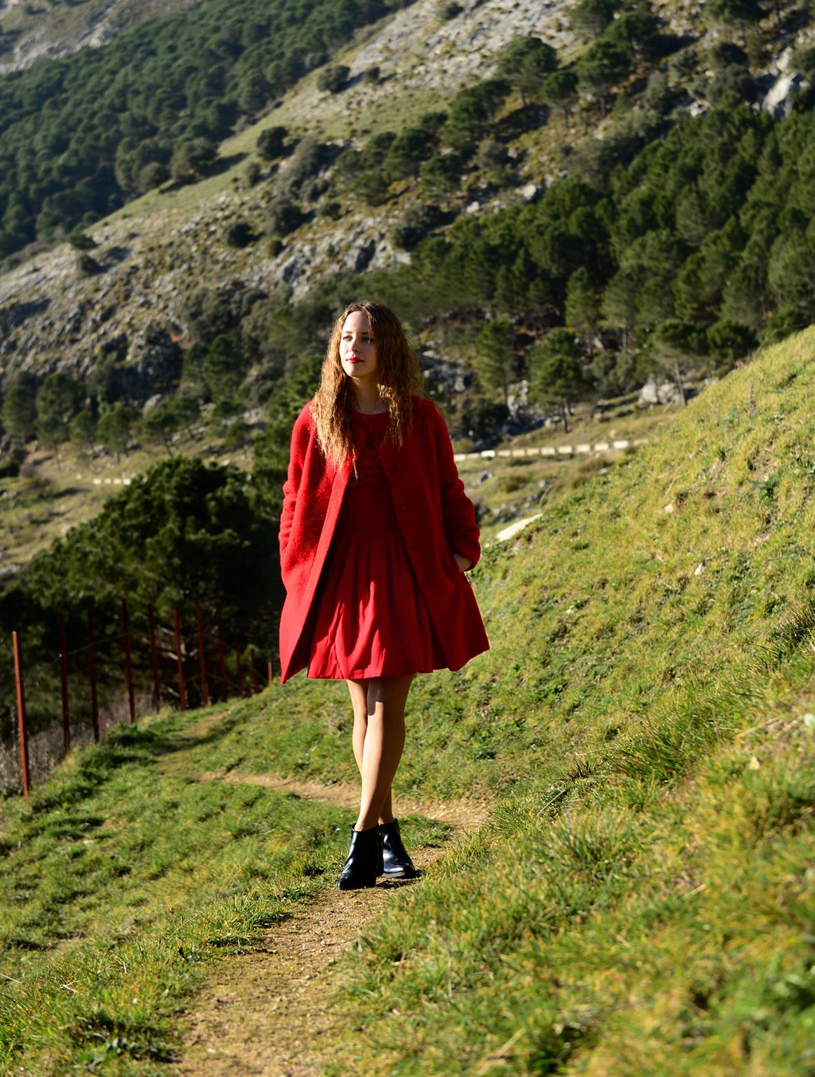 Caminando por los senderos de la Sierra de Grazalema