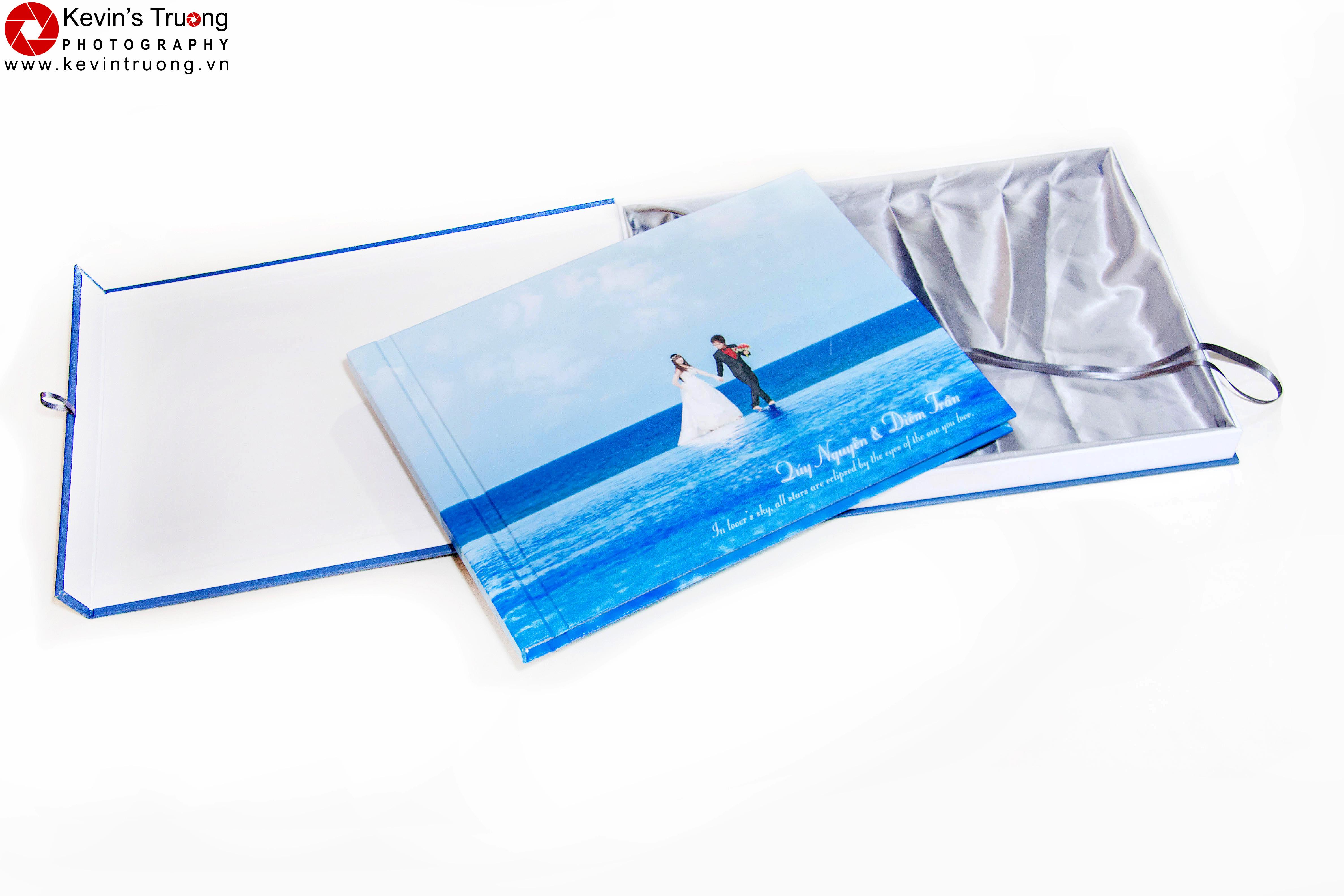 Gia Công-In Album Cát Kim Tuyến-Album 3D,Photobook,Ép gỗ các loại - 35