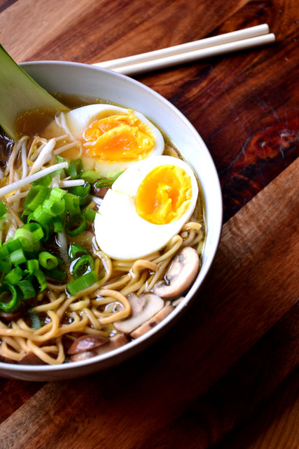 Recipe for Noodle Ramen