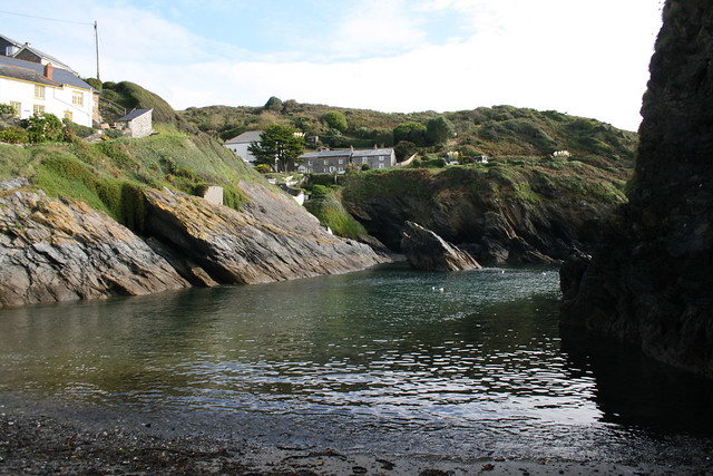 The harbour at Portloe