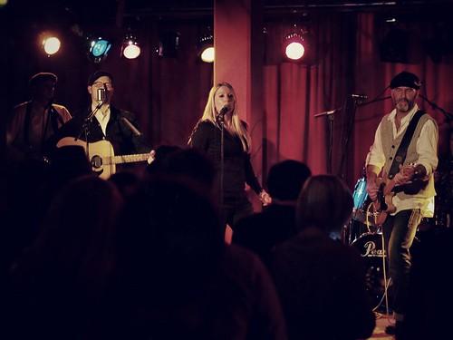 Hillbilly Blues Company - Harry, Seb, Nina & Jörg