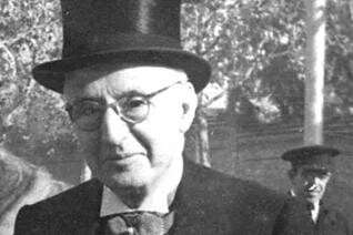 El banquero Juan March