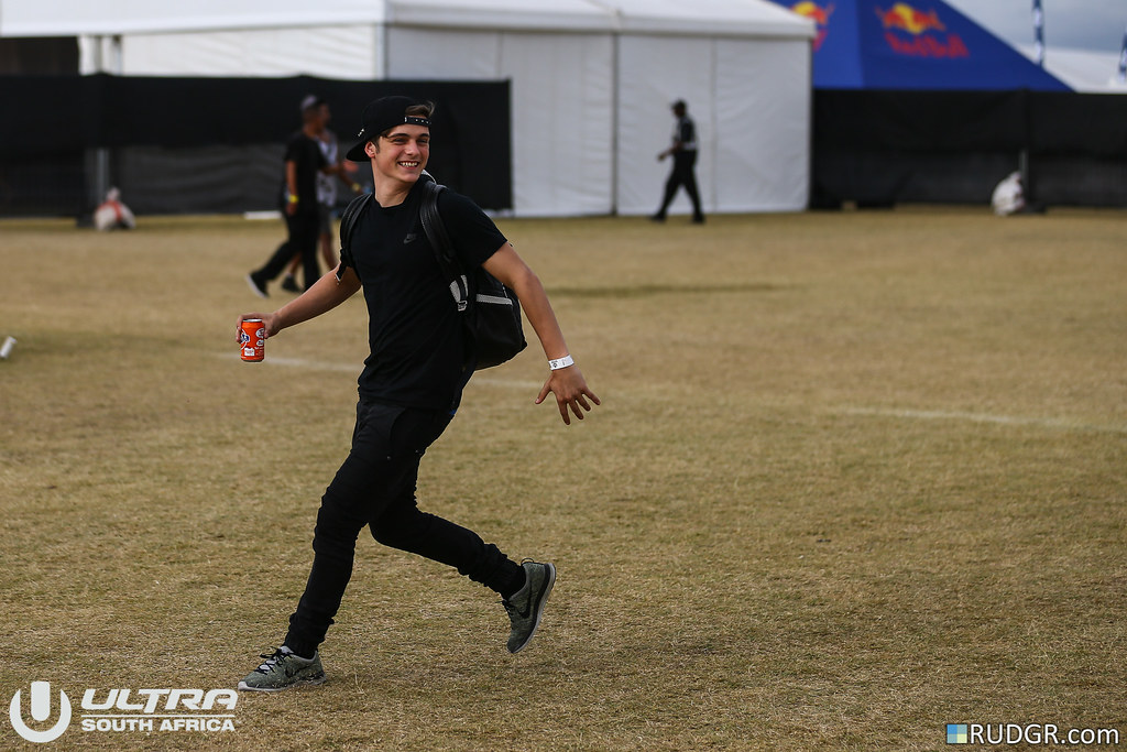 Run Garrix Run! @ Ultra South Africa - Cape Town