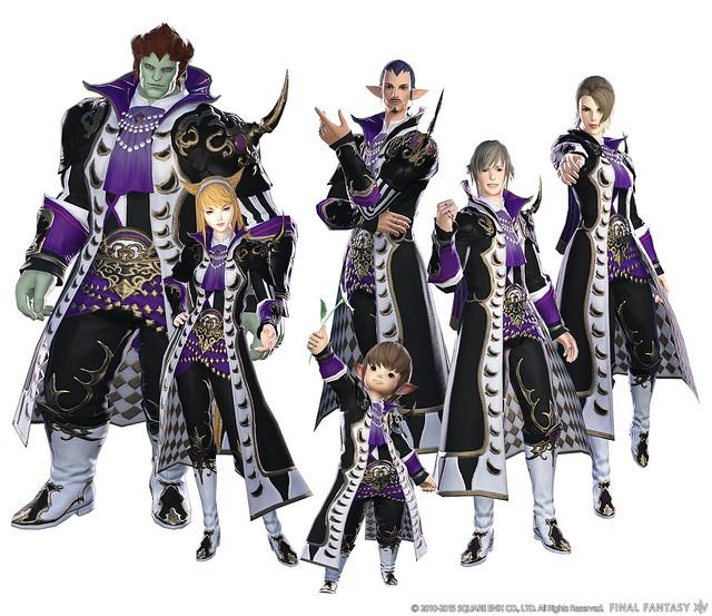 Final Fantasy XIV: The Manderville Gold Saucer