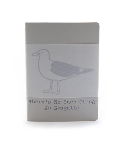 There's No Such Thing As Seagulls, Finished Book