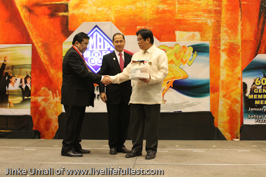 Induction of PMAP 2015 Officers