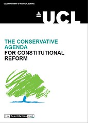 The Conservative Agenda For Constitutional Reform