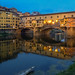 Ponte Vecchio Blue Hour by RobertCross1 (off and on)