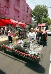 De las más elevadas en América Latina, la economía informal de México