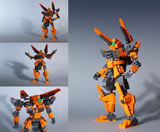 RGM7 - Orange