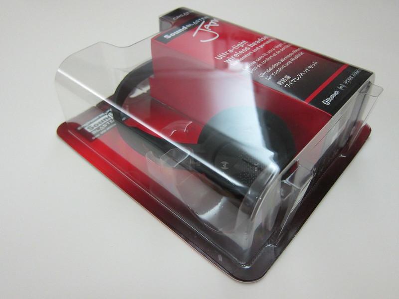Creative Sound Blaster Jam Headphones - Box