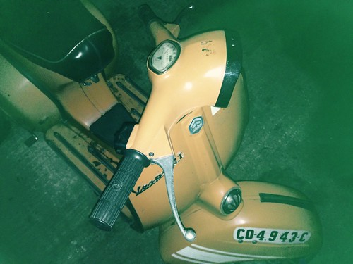 vespa night manoeuvres