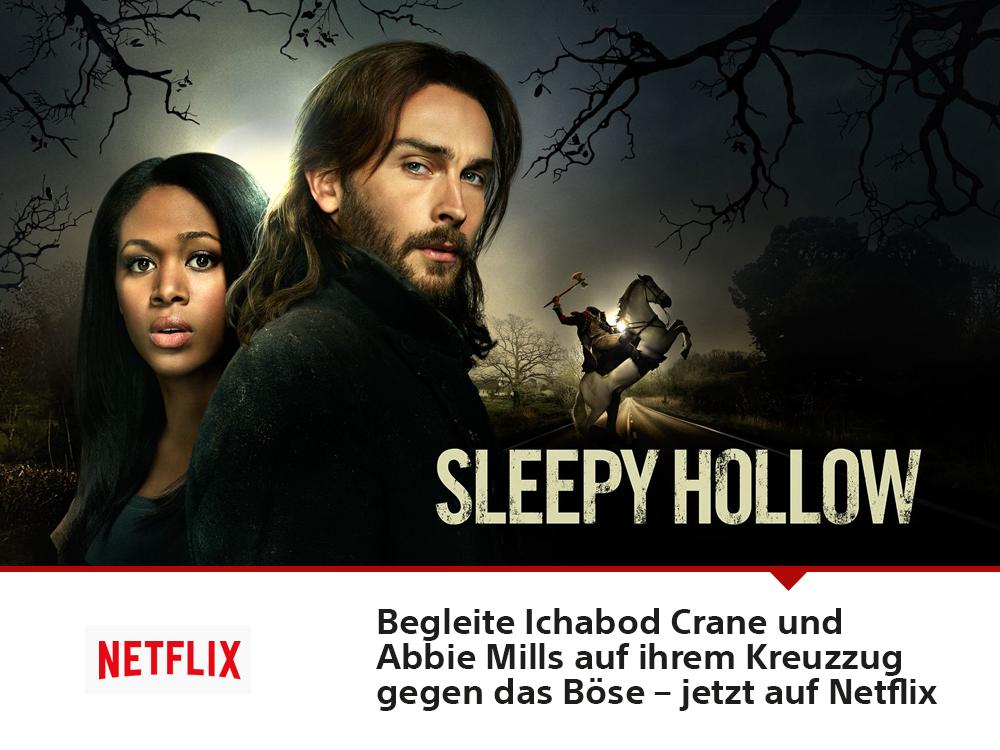 Sleepy Hollow Netflix