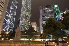 tomosang R32m posted a photo:[travel in Hong Kong 2014]Oct, 31. - Nov, 04, 2014.「遮打花園」