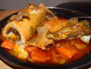 Beef Bone and Marrow Stew