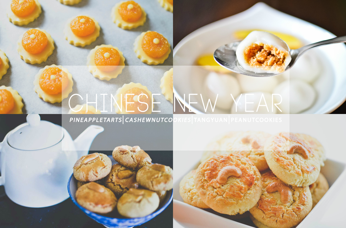 Chinese New Year Recipe
