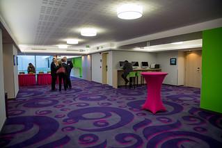 IUMRS Global Leadership & Service Award - Brussels, Thon Hotel, Feb. 23, 2015
