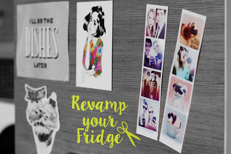 revamp fridge