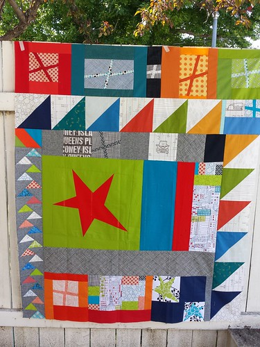 Travelling Quilts
