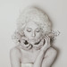 Wall Art: Sculptured IV by aleah michele