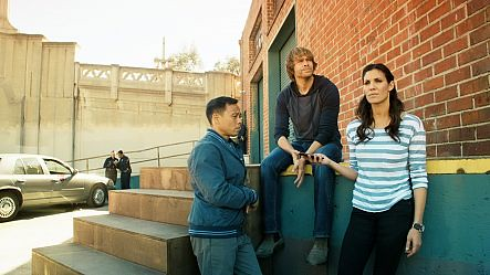 Gurkha, Deeks and Kensi