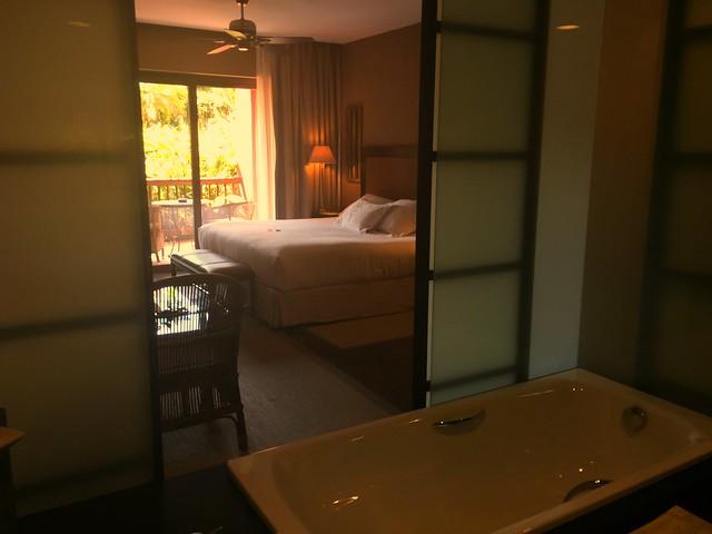 Habitación doble deluxe del Asia Gardens Hotel