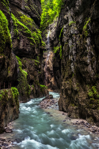 Inside the Gorge