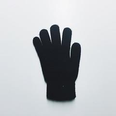 hand, safety glove, black, glove,