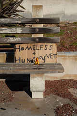 signs of homelessness