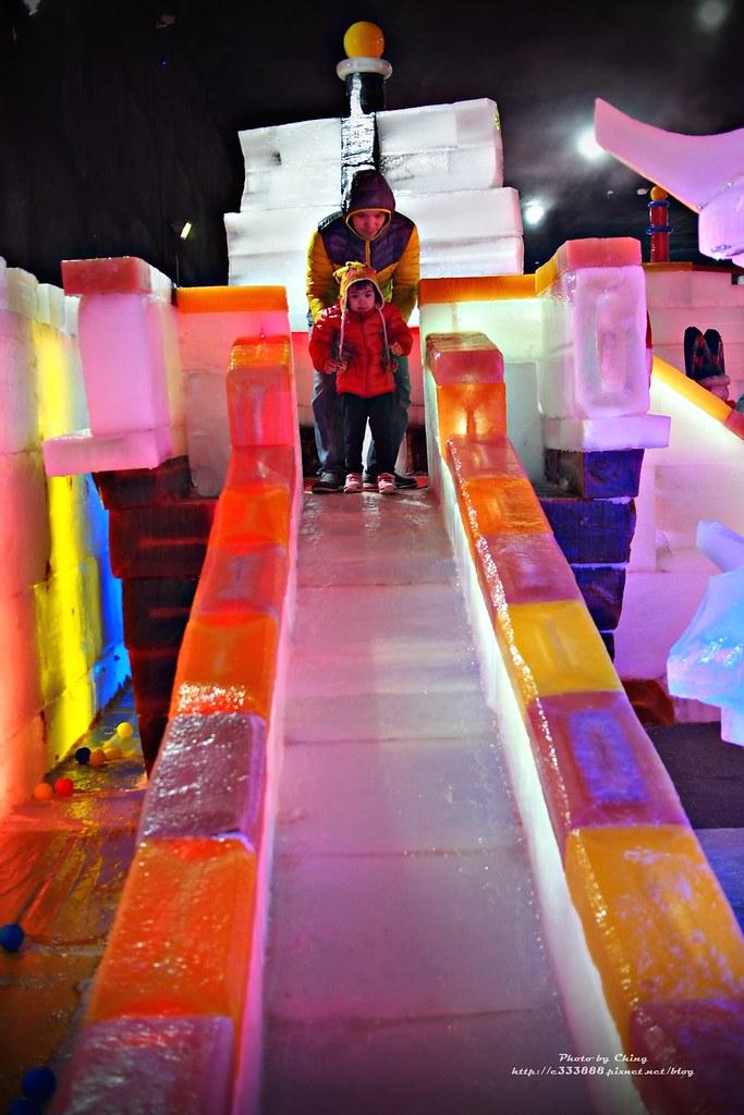 台中高鐵-2015正宗哈爾濱冰冰燈冰雕展-53