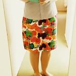 Ink Spot Skirt