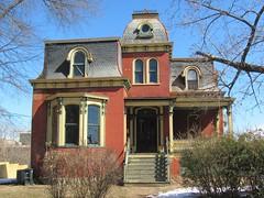 House at 1020 Harrison Street, Lynchburg
