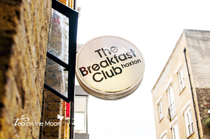 The Breakfast club, Londres