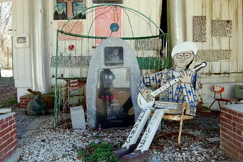 Howard Finster's Paradise Gardens