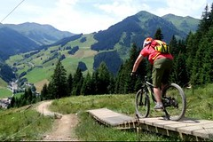 "Bike SNOW tour: Saalbach Hinterglemm – víte, co je ""lässig""? (2. část)"