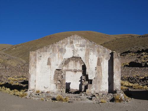 Le Sud Lipez: el Pueblo Fantasma (abandonné suite à une malédiction)
