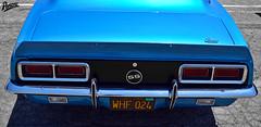 Classic Chevy Camaro Taillights