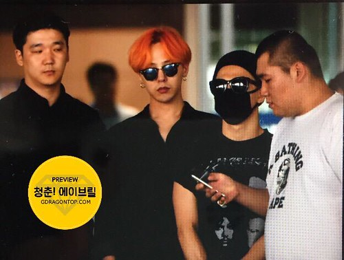 Big Bang - Incheon Airport - 13jul2015 - avril_gdtop - 01