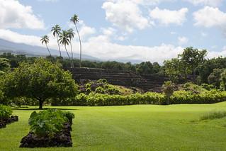 Polynesische tempel