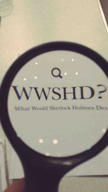 WWSHD?