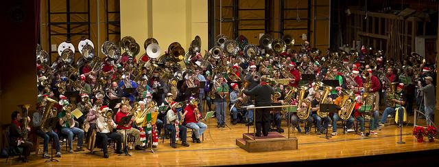 2014 Tuba Christmas - Fort Worth