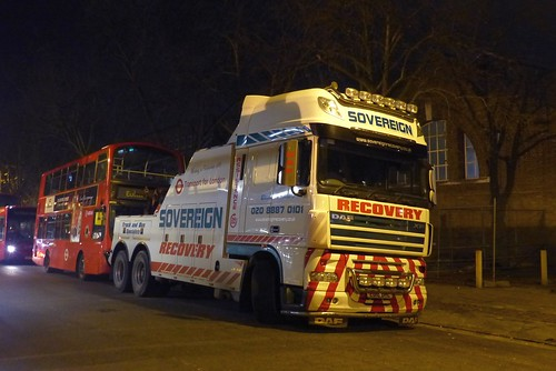 Sovereign Recovery Stamford Hill 28th Dec 2014