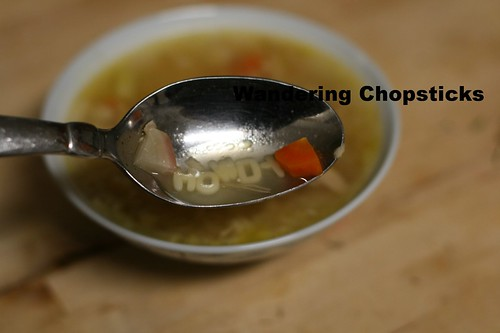Turkey Alphabet Soup 4