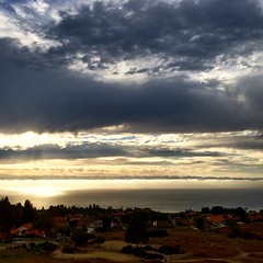 Just another #magical #view of the#Pacific #ocean from Hesse Park in #palosverdes